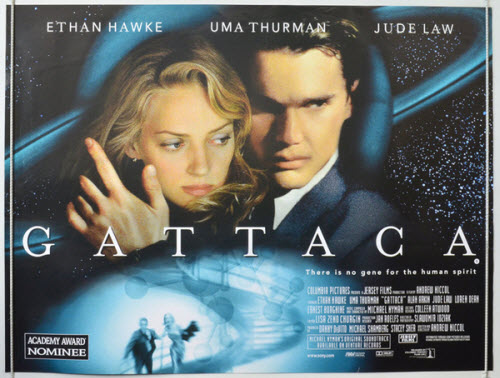 "gattaca film techniques essay ""the future world of gattaca"", by dr jennifer minter (english works, 2016) the future world of gattaca, based on the science of genetic discrimination, offers a."