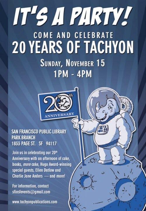 Tachyon Party
