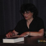 Lisa Goldstein reading her short story.