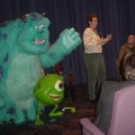 Karen Williams and some monsters introduce Tad Williams.