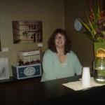 Rina Weisman offers hospitality