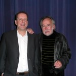 Our guests: Mark Ferrari and Peter S. Beagle