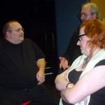 Jeffrey Ford talks to Kevin Standlee and Cheryl Morgan